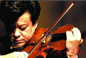 盛中国 为中国争得荣誉的小提琴家之一