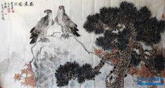 酒城里的墨香――随著名画家杜希贤泸州行记