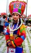 中国56个少数民族服饰