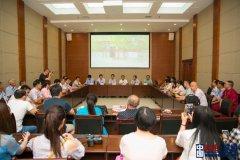 北京儒博文化艺术院中原分院在濮阳成立