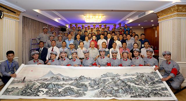 文化长征系列文化项目近日在京启动
