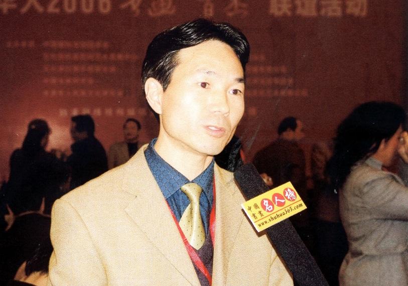 中国当代著名画家――张天武