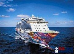 海上尽揽迷人景致 畅享邮轮文化盛宴