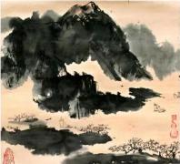 大美三秦,幸福西安,不按套路出牌的写实画家-何应林