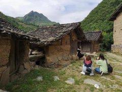 武都:有个古村叫张坝(一)